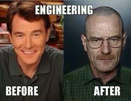 Bryan Cranston Memes - engineering is hard
