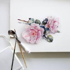 watercolor sketchbook from my instagram on behance