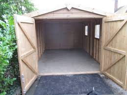 Garden Workshop Ideas Ingenious Garage Usage Ideas