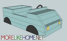Build A Toy Box by More Like Home Day 26 Build A Little Car