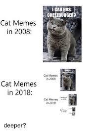 I Can Has Cheezburger Meme - ican has cheezburger cat memes in 2008 i can has cheezburgerp cat