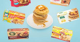 Eggo Toaster Waffles Taste Test Best Frozen Waffles Ranked Thrillist
