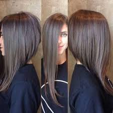 haircuts for shorter in back longer in front photo gallery of hairstyles long front short back viewing 8 of 15