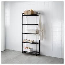 mulig shelf unit white ikea