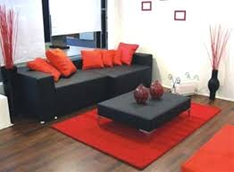 red and black living room set red and black living room modern red black and zebra print living