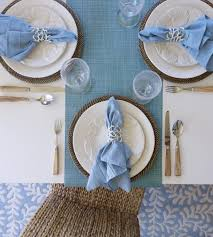Table Place Settings by Proper Way To Set A Formal Dinner Table