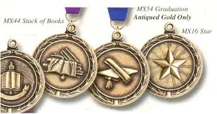 graduation medals medals medallions coins cast mx medals with ribbons