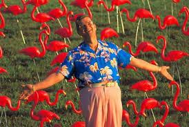 pink flamingo lawn ornaments a brief history of the plastic pink flamingo mental floss