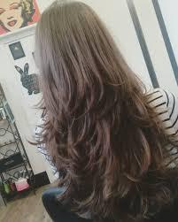 haircuts front and back views long layered haircut front and back 50 best hairstyles for women