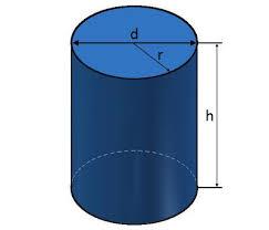 fläche zylinder berechnen zylinder berechnen fläche und volumen am zylinder