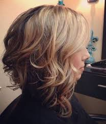 angled bob for curly hair top popular news 25 inspirational medium curly hairstyles for