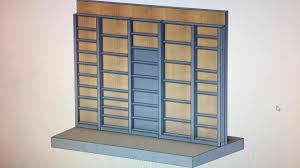 Bookcase Wall Built In Bookshelf Wall With A Hidden Door Album On Imgur