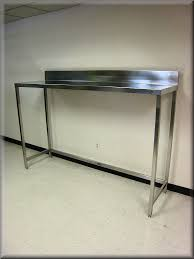 rdm stainless steel table model a109p ss