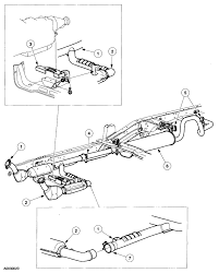 1997 f150 exhaust system diagram 1997 ford f150 exhaust system