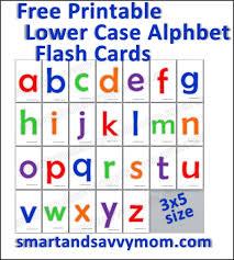 printable alphabet letter cards printable lowercase alphabet letter cards