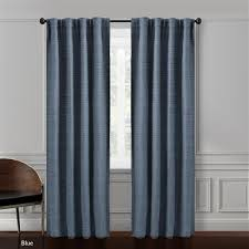 Blue Window Curtains Window Treatments And Area Rugs Croscill