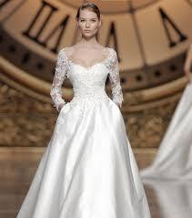 robe mariã e manche longue robe de mariée 2016 les plus belles robes à manches longues