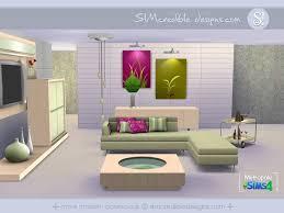 sims 4 metropole living room