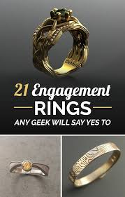 galaxy co wedding rings 21 ridiculously gorgeous geeky engagement rings stuff