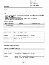 resume format for mechanical engineering freshers pdf 50 inspirational stock of resume format for freshers mechanical