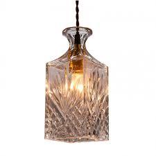 Modern Flower Vase Winsoon Modern Pendant Light Socket Glass Pendant Flower Vase
