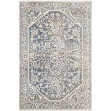 Beige And Gray Area Rugs Blue Rugs You U0027ll Love Wayfair