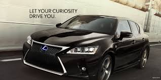 johnson lexus staff find out what the lexus ct hybrid has to offer available today