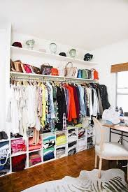 Spare Bedrooms That Turned Into Dream Closets Famous Interior - Turning a bedroom into a closet