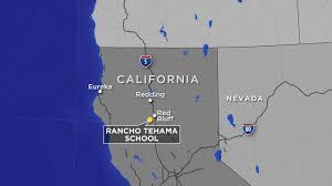 Redding California Map Tehama County Shooting Wiki Everipedia