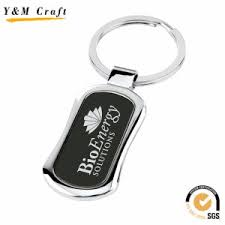 cheapest brand china custom cheapest promotional metal key chain with brand logo