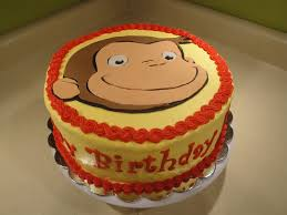 curious george cake decorating ideas home design image top to