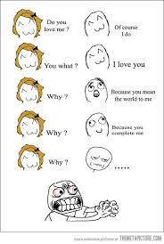 Funny Boyfriend Girlfriend Memes - funny derpina meme comic on imgfave