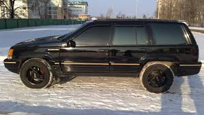 1994 jeep grand cherokee information and photos momentcar