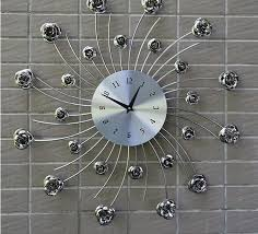 Wall Clock For Living Room by Graceful European Style Living Room Wall Clock Bedroom Creative