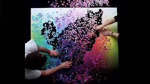 color spectrum puzzle 5000 colours vimeo60s youtube