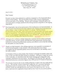 Early Termination Of Lease Letter 350 East 52nd Street East 52nd Street Reality Show