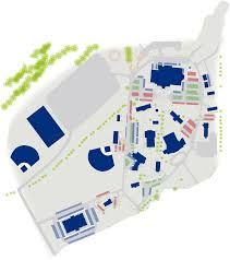Ohio University Map Ohio Christian University