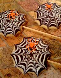9 easy halloween treat recipes from pinterest spider webs