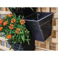 wallgarden multi hang vertical garden kit 10 modules better