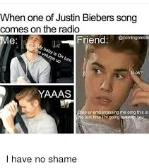 Justin Beiber Meme - 25 best memes about justin bieber songs justin bieber songs