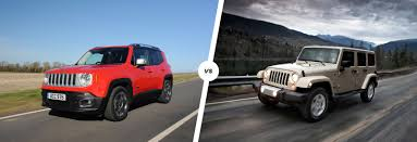 ace family jeep jeep renegade vs wrangler which is best carwow
