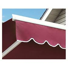 Retractable Awnings Price List Castlecreek Retractable Awning 234396 Awnings U0026 Shades At
