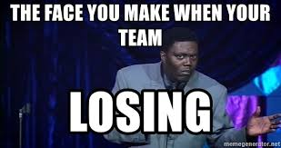 Meme Generator For Mac - the face you make when your team losing bernie mac funny meme