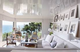Montauk Sofa New York 31 Living Room Ideas From The Homes Of Top Designers Photos
