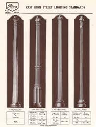 cast iron lighting columns revo of tipton street lighting catalogue c1938 cast ir flickr
