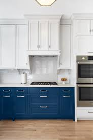 navy blue kitchen cabinet design 40 blue kitchen ideas lovely ways to use blue cabinets and