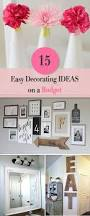 Home Design Ideas And Photos Best 25 Budget Decorating Ideas On Pinterest Cheap House Decor