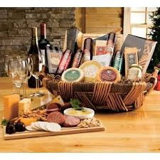 gourmet cheese gift baskets 26 best cheese meat gift baskets images on cheese