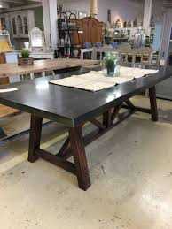 Industrial Style Dining Room Tables Metal Dining Room Table Sets Tags Adorable Metal Top Kitchen