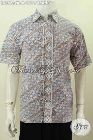 desain baju batik pria 2014 baju batik pria resmi untuk kerja kemeja batik modern desain 2017